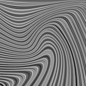 Design monochrome movement illusion background Abstract striped lines distortion backdrop Vector-art illustration EPS10