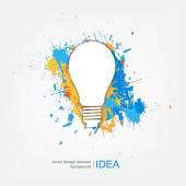 Myšlenka kreativní koncept
