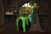 čarodějnice kotel