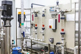 Control panel equipment on pharmaceutical industry