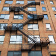 ������, ������: Typical Fire Escape