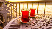 Venkovní čaj
