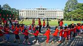 Außerschulischen Aktivitäten, Kind besuchen Unabhängigkeit-Palast