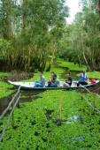 Mekong-Delta, Tra Su indigo erdőszintű, ökoturizmus