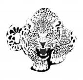 Leopard  can be use in all size