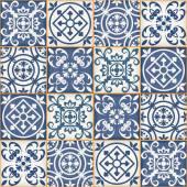 Úžasná bezešvá patchwork vzor