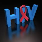 Red Ribbon HIV