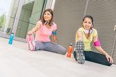 Městská běžci školení
