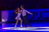 Rusko, Moskva, Luzhniki Grand Prix mistrovství Ruska Rostelecom - 1