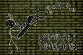Je softwarový vývojář
