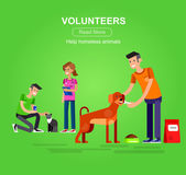 Koncepce designu dobrovolníci