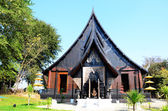 The Black House known as Ban Dam or Baandam Museum in Chiang Rai