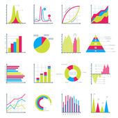 Infografika prvky ve stylu moderní plochý Business