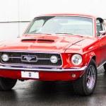 Постер, плакат: 1966 Mustang GT350 Sports Car