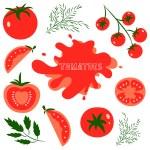 Постер, плакат: Tomatoes