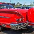 Постер, плакат: 1957 Chevy Impala rear view