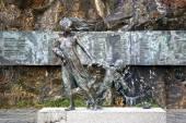 MS Scandinavian Star památník. Oslo, Norsko