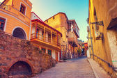 Old quarter in Tbilisi