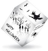 Stamp halloween