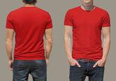 Mužské pozadí tričko
