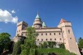 View on Bojnice Castle