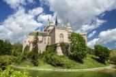 Pohled na zámek Bojnice