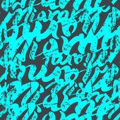 Bezešvé pattern graffiti Miami