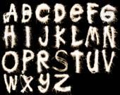 Ohňostroj abeceda