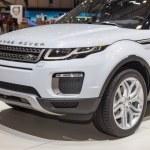 ������, ������: 2016 Range Rover Evoque