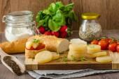 Český smradlavý sýr - Olomoucke pohoštění