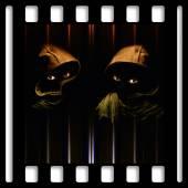 Maskované postavy