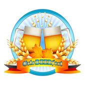 Színes logo képeslapok és az Oktoberfest Üdvözlet