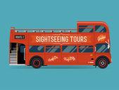 Emeletes buszon