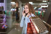 Fashion Shopping lady
