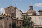 Római építészet, a kupola a templom, Olaszország
