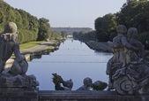 Zahrada královský palác Caserta