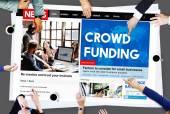 Dav financování koncepce