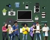 Vysokoškoláci a sociální sítě