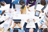 Podnikatelé na setkání