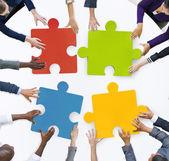 üzleti koncepciója, a csoportmunka