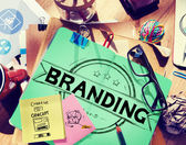 Značky marketingový koncept značky autorských ochranných známek