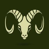 Kecske logó