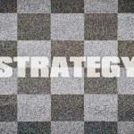 Постер, плакат: Single word Strategy