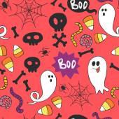 Halloween pattern.