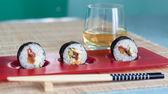 Veganské Sushi