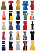 Collection of stylish women dresses
