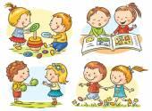 Sada dětské aktivity