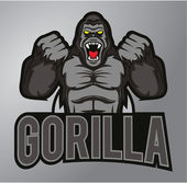 Gorila maskot