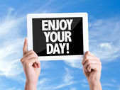 Text Enjoy Your Day
