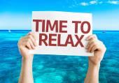Idő-hoz Relax kártya